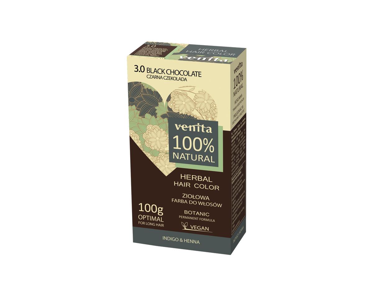 VENITA BIO FARBA Black Chocolate 30