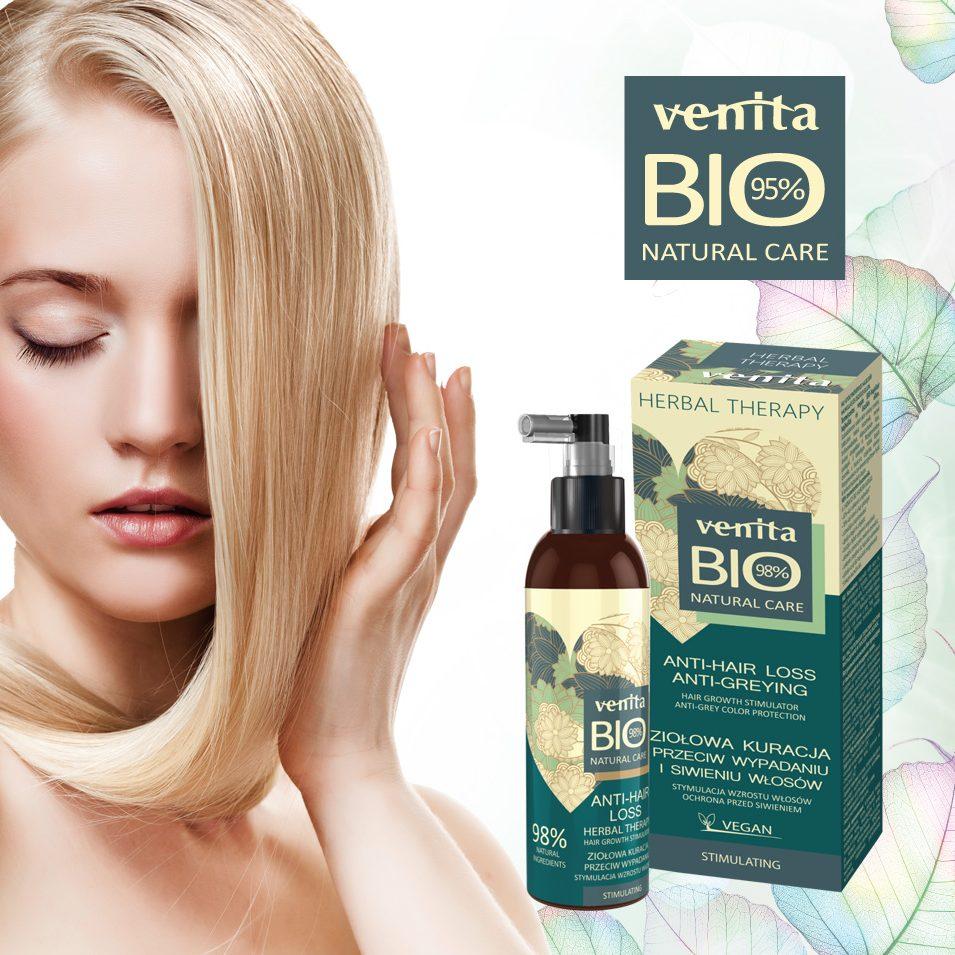Kuracja przeciw wypadaniu włosów