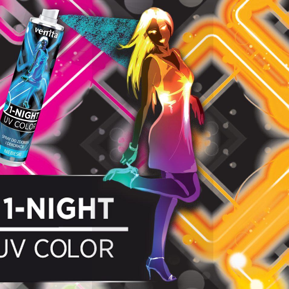 VENITA 1-NIGHT