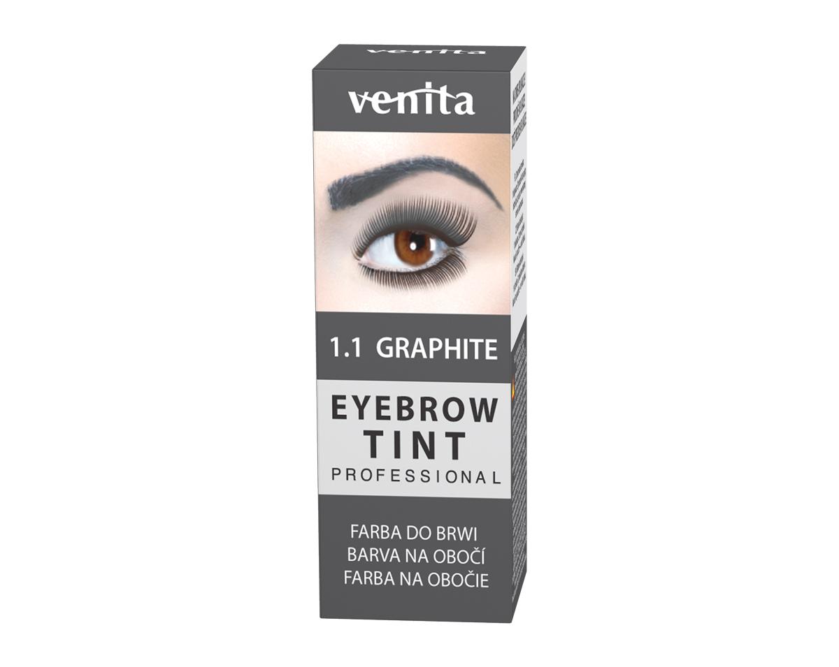 VENITA Eyebrow Tint 11 Graphite
