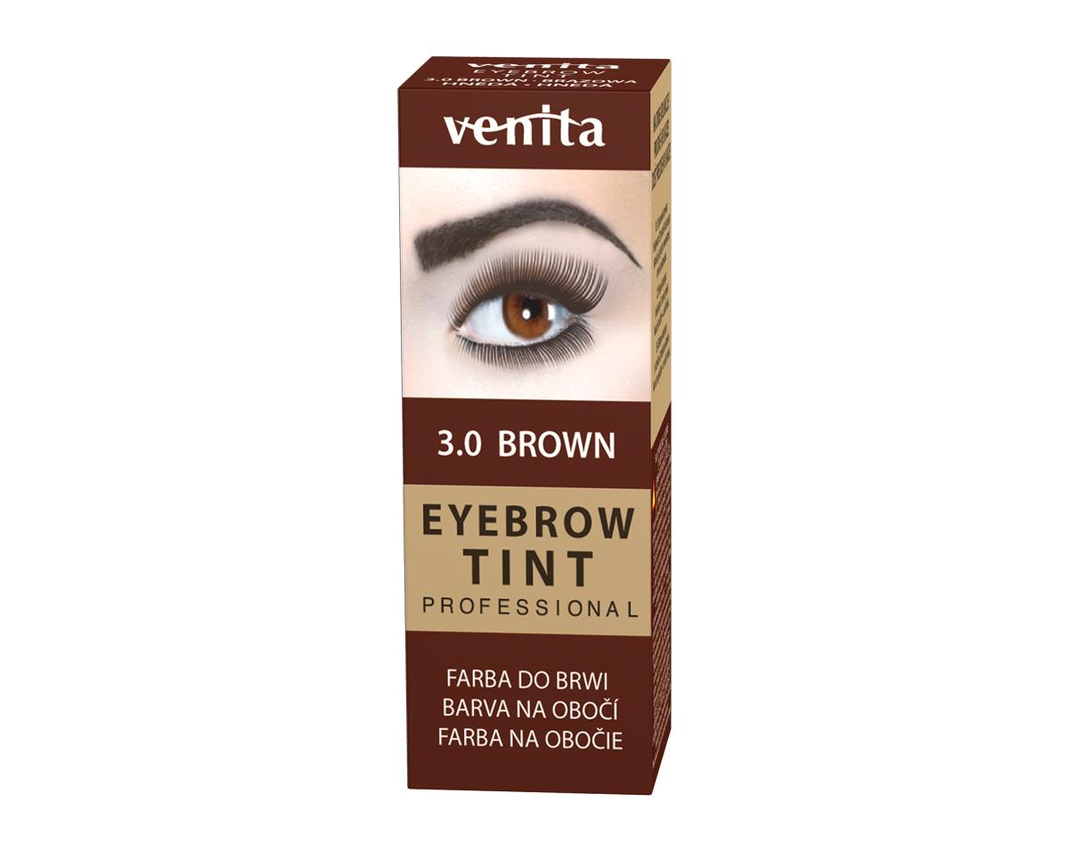 VENITA Eyebrow Tint 30 Brown