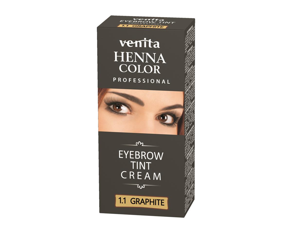 VENITA Eyebrow Tint Cream 11 Graphite