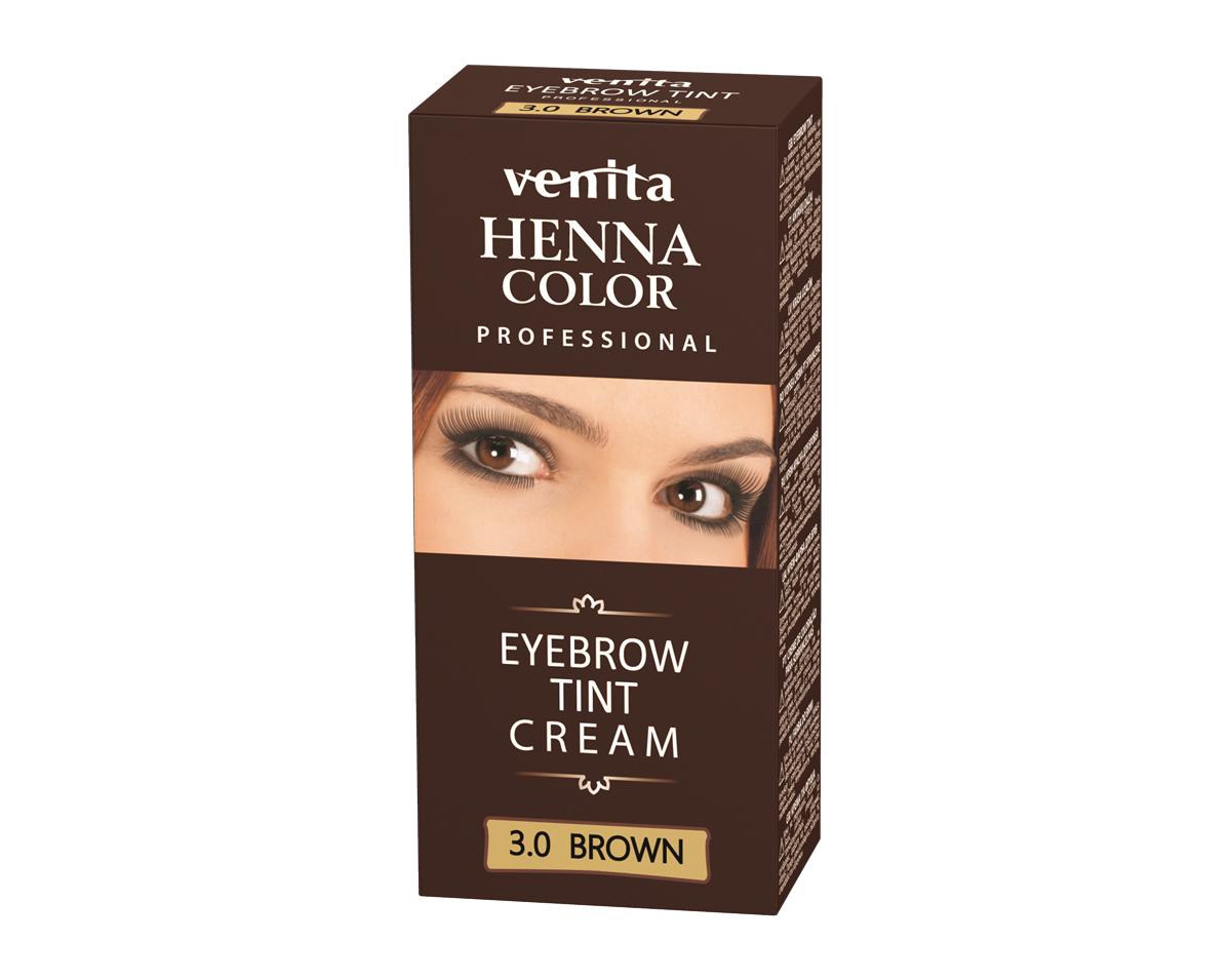 VENITA Eyebrow Tint Cream 30 Brown