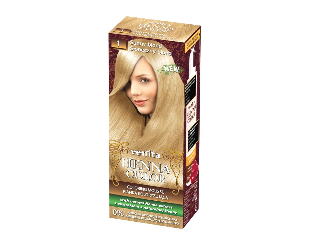 VENITA HCP 1 Sunny Blond