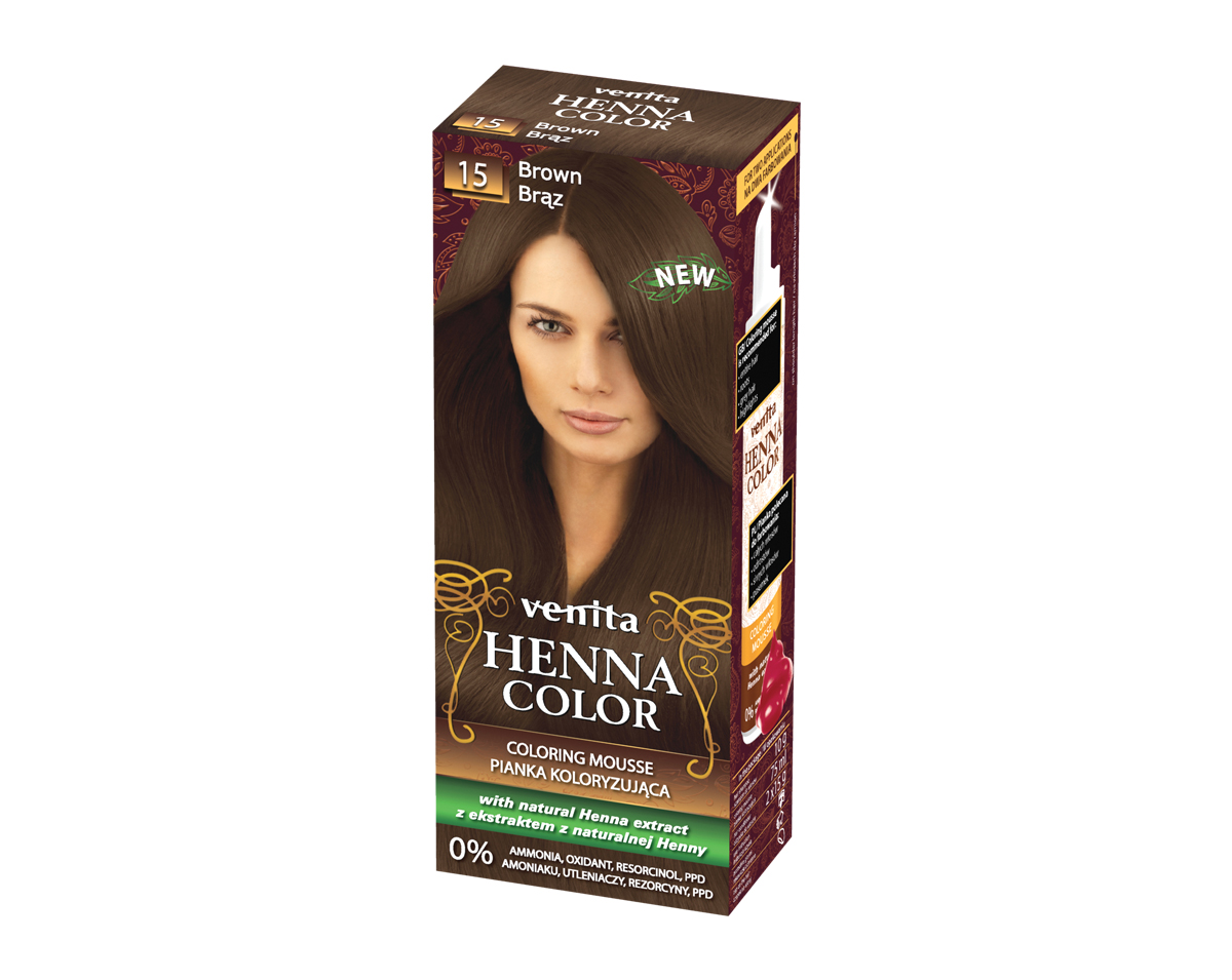 VENITA HCP 15 Brown