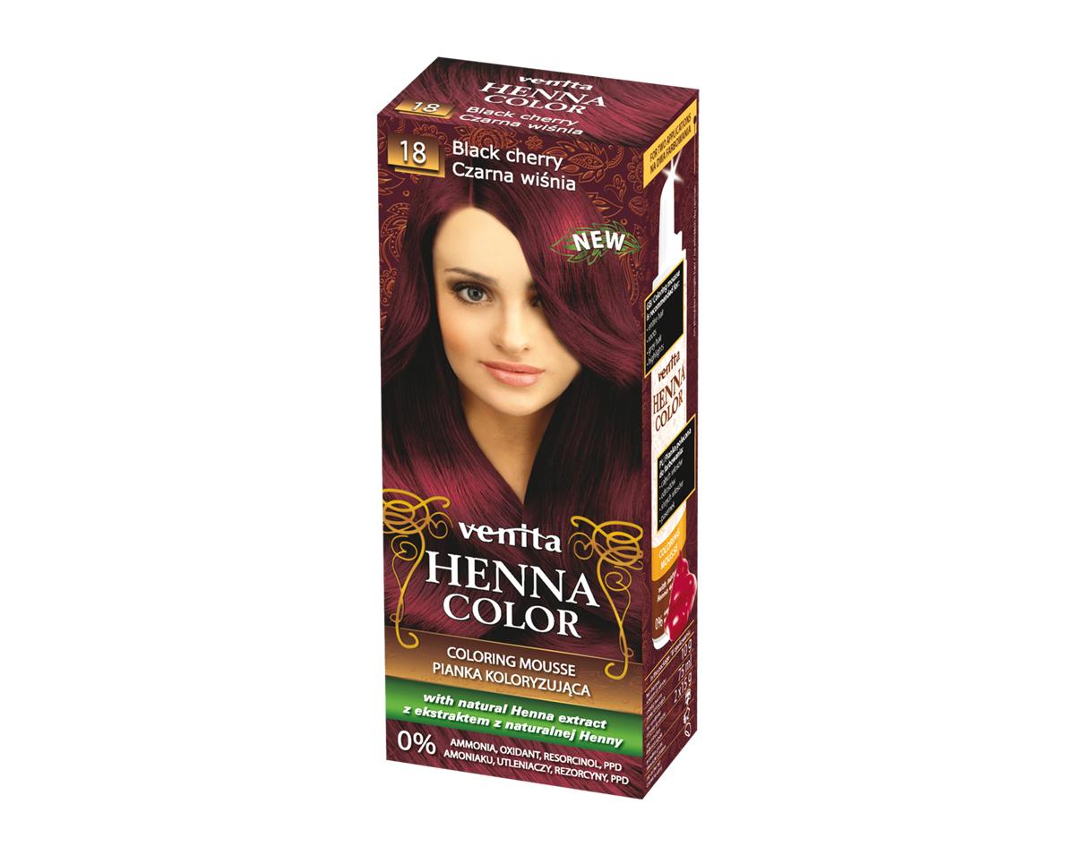 VENITA HCP 18 Black Cherry