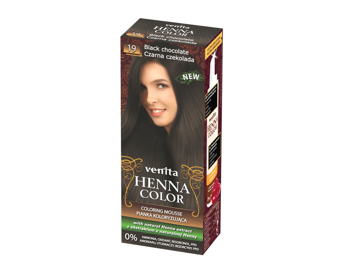 VENITA HCP 19 Black Chocolate