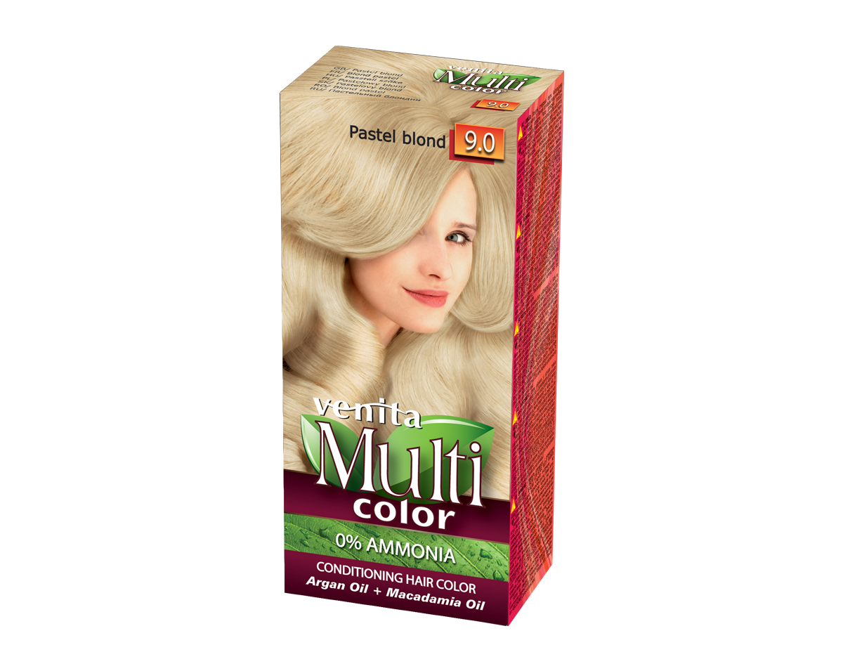 VENITA MULTICOLOR 90 Pastel Blond