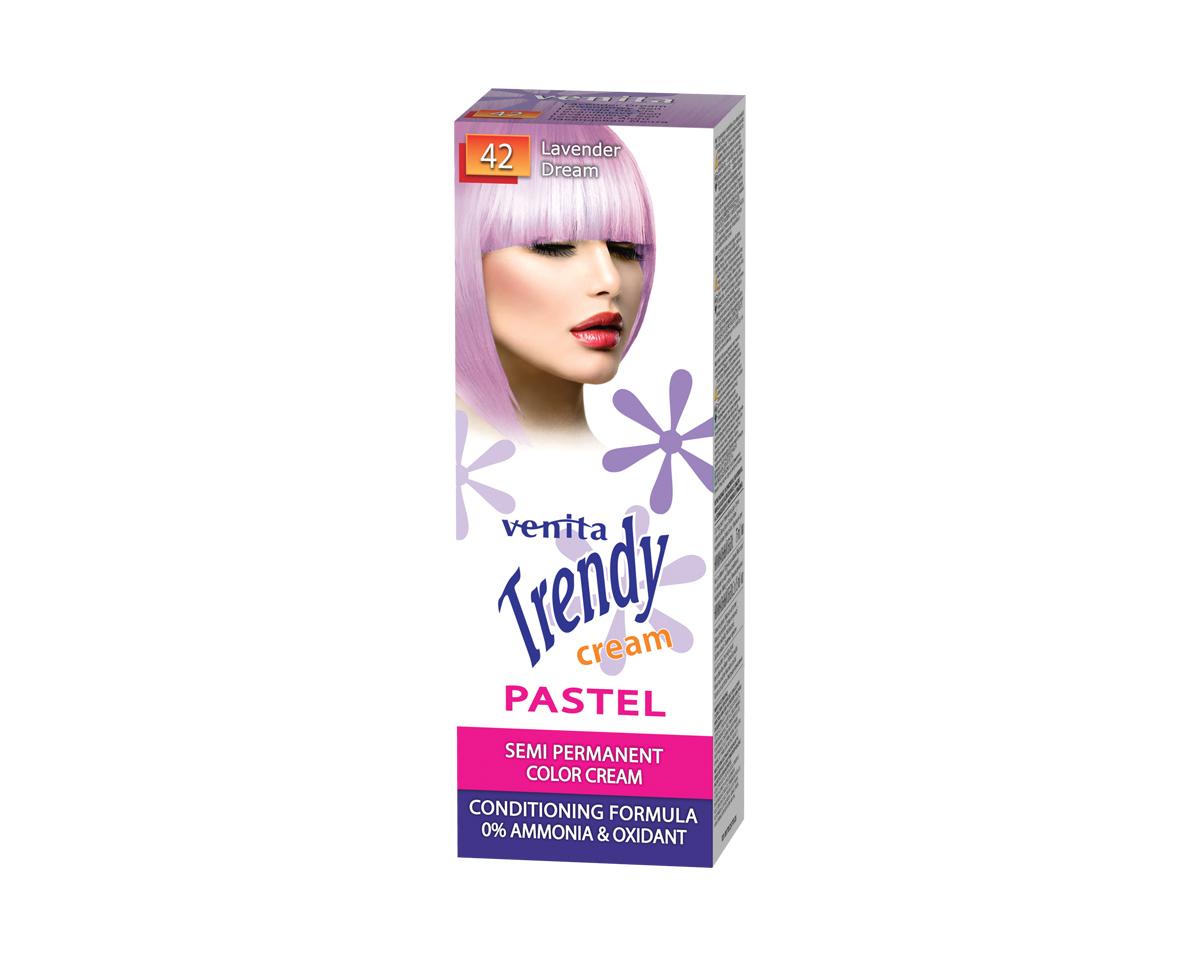 VENITA Trendy CREAM TUBE 42 Lavender Dream