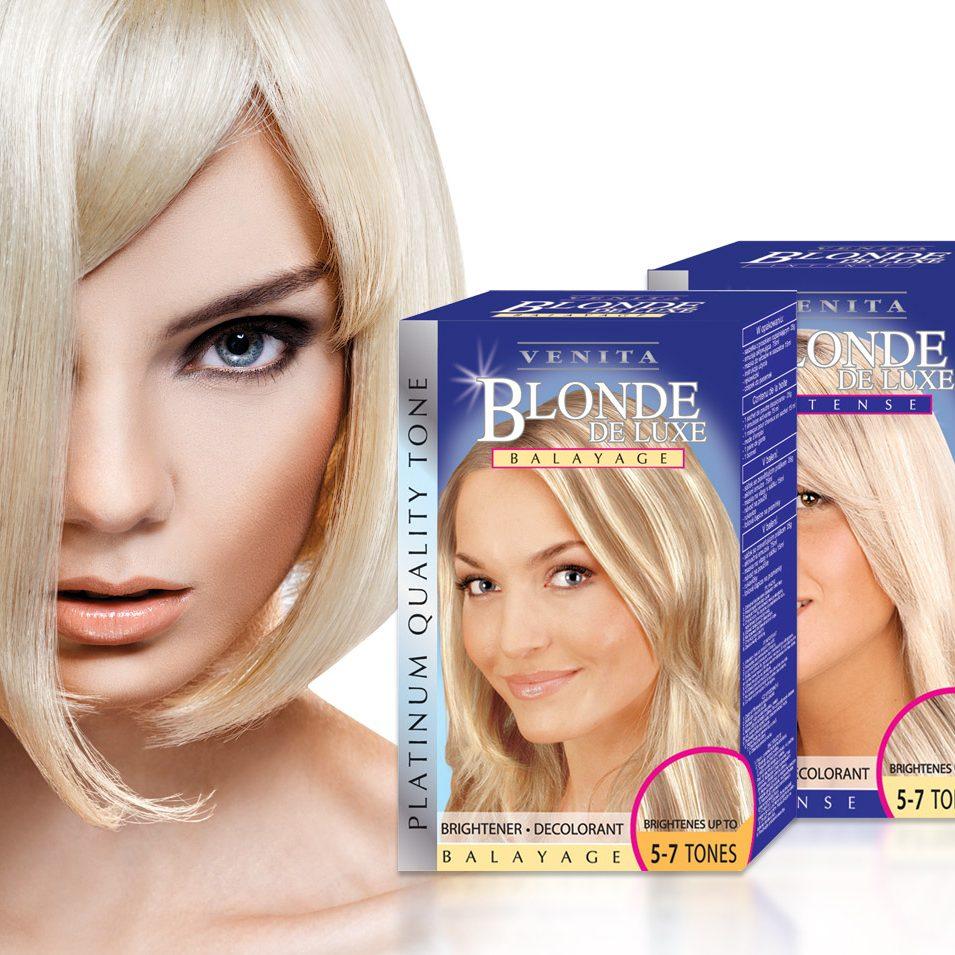 Blonde De Luxe Zestaw Quality