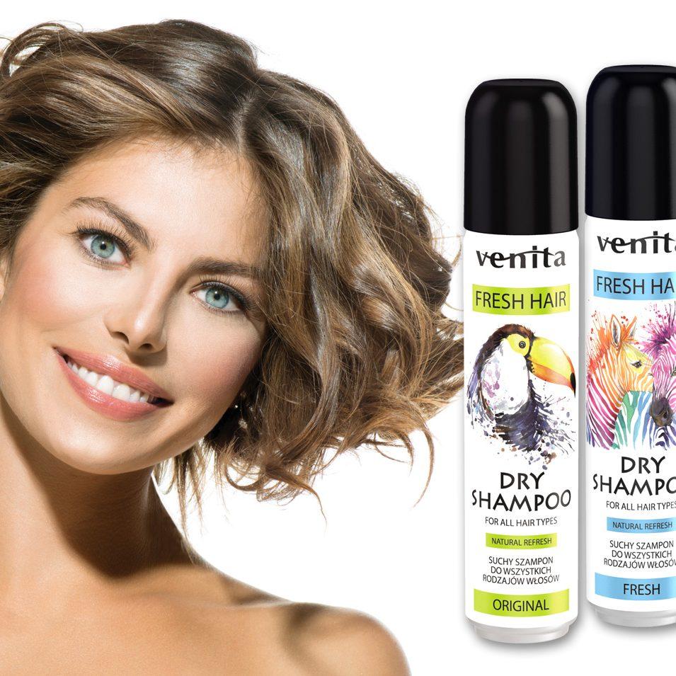 VENITA Dry Shampoo