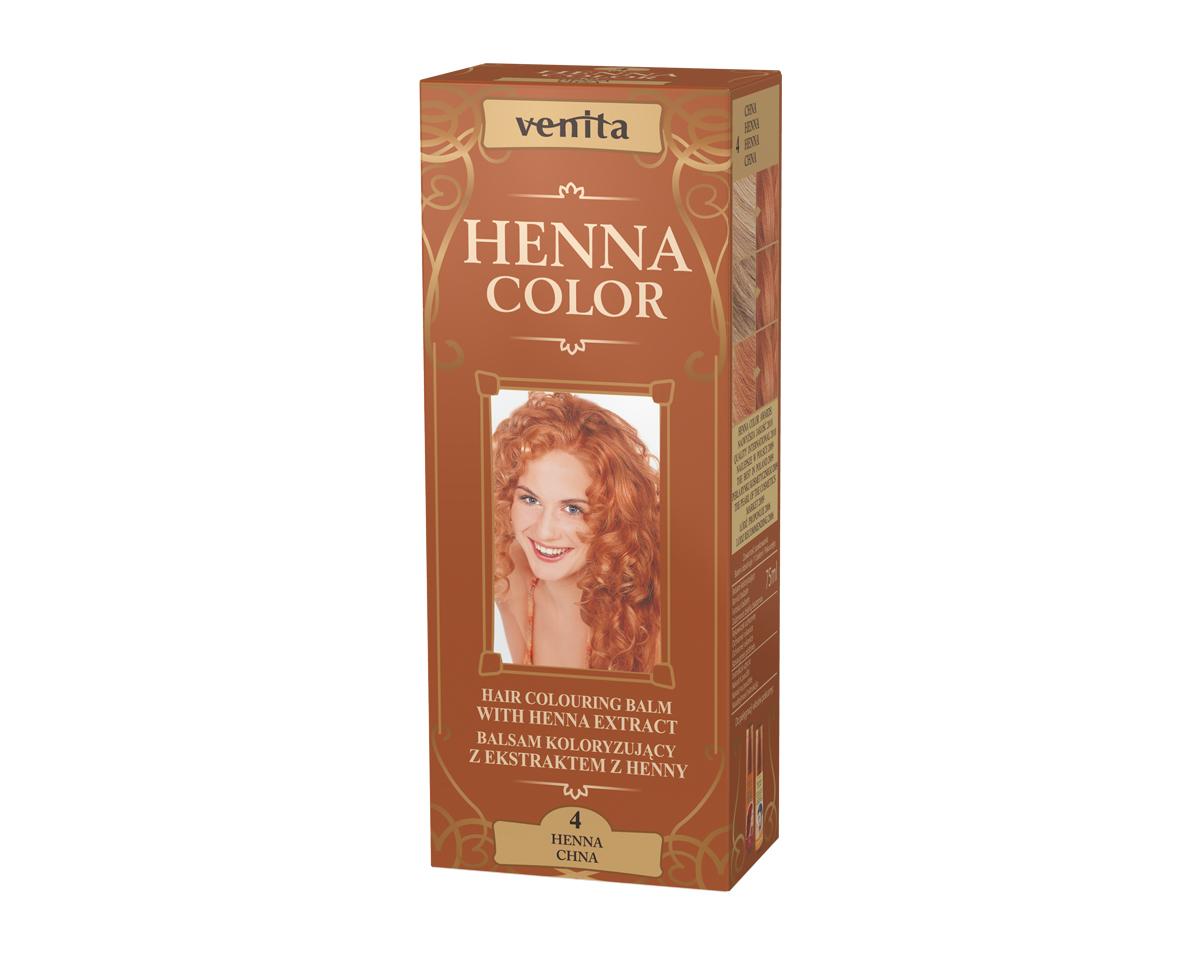 VENITA Henna Color 4 Henna