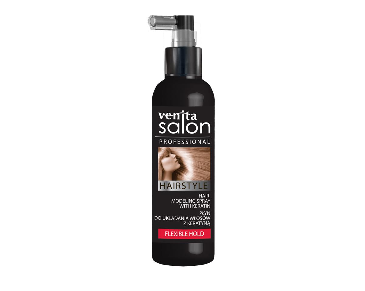 VENITA SALON Modeling Spray Flexible Hold