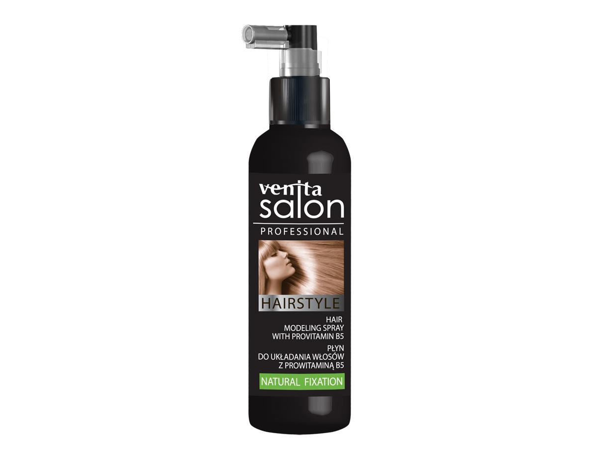 VENITA SALON Modeling Spray Natural Fixation