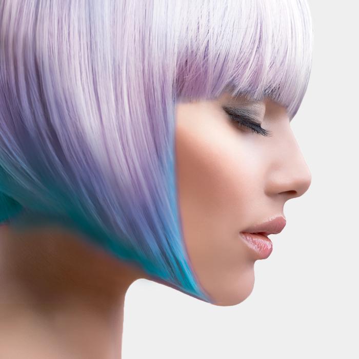 VENITA Kolorowe włosy