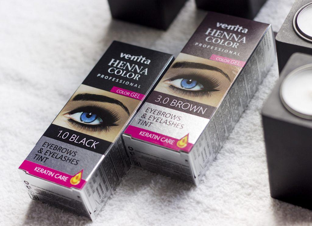 Venita Henna Color Duo Eyebrow NEW PL